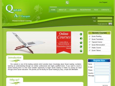 QuranAlFurqan.com