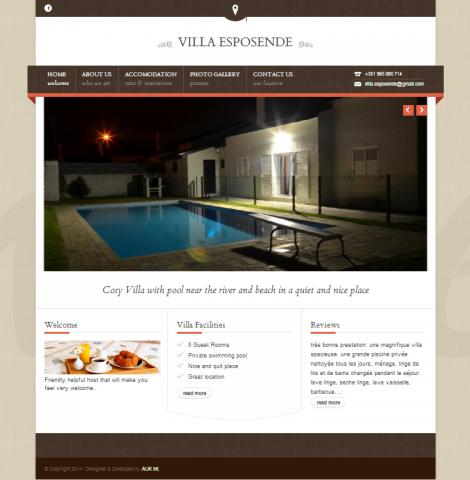VillaEsposende.com